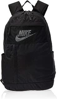 Nike Mens Backpack, Black/White - NKBA5878-10
