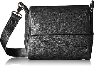 Mandarina Duck Damen Mellow Leather Tracolla Umhängetaschen, 10x21x28.5 cm (B x H x T)