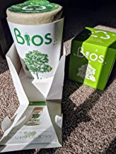 Bios Urn Memorial Funeral Cremation Urn for Humans. Passing becomes a transformation as your belovedfs ashes are returned to Life by means of nature. Grow a living memorial tree. 100% biodegradable. 100% made with love.