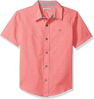 calvin klein chambray shirt