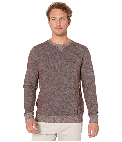 Southern Tide Upper Deck Twill Crew Sweater (Java) Men