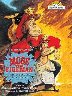 Mose the Fireman, Told by Michael Keaton & Music by John Beasley & Walter Becker
