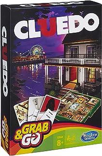 Amazon.es: cluedo - Juegos y accesorios: Juguetes y juegos