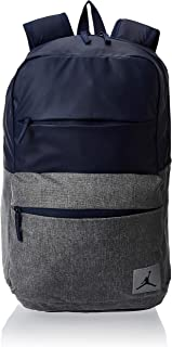 Nike Jordan Pivot Colorblocked Classic School Backpack (Midnight Navy)