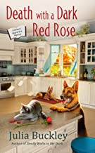 Death with a Dark Red Rose (A Writer's Apprentice Mystery)