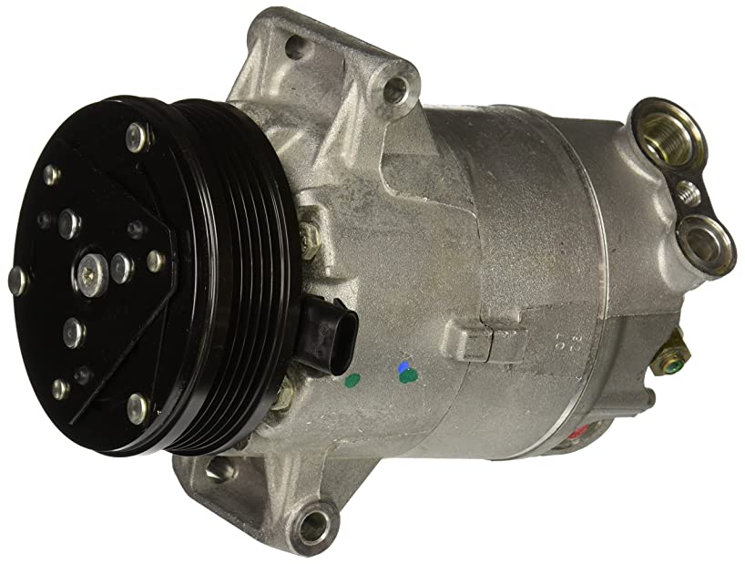 Denso 471-9005 New Compressor with Clutch