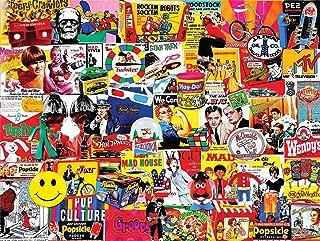 White Mountain Puzzles Pop Culture, 1000Piece Jigsaw Puzzle