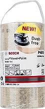 Bosch Professional Schuurpapierrol M480 Best for Wood and Paint (hout en verf, 115 x 5000 mm, korrelgrootte P400, accessoi...