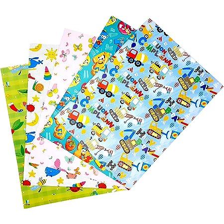 per Compleanno Regali Anniversari 70cm x 50 cm Carta Regalo Bambini Uomini Femminili Regali GuKKK Fogli di Carta da Regalo Feste Natale 8 Fogli Carta Regalo e 2 Rotoli di Nastro Baby Shower