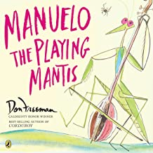 Manuelo, the Playing Mantis
