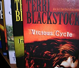 Author Terri Blackstock Five Book Bundle Includes: Times and Season - Intervention - Vicious Cycle - Last Light - Trial By Fire