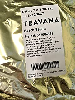 Teavana Beach Bellini 2 lbs