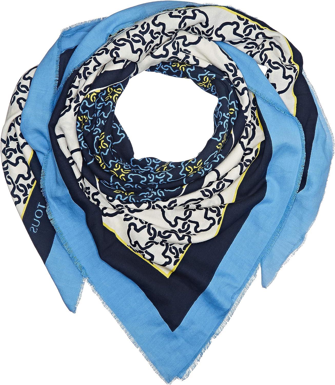 Tous Women's 695920009 Cross-Body Bag bluee bluee (Navy)