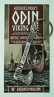 Odin Viking Axe Keychain Bottle Opener