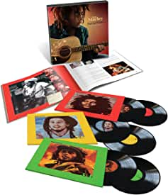 Universal Music announces the release of Bob Marley - Songs of Freedom: The Island Years on 6LP and 3CD Sets
