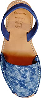 comprar comparacion Avarcas menorquínas con tacón/cuña de 4,8 cm, Abarcas, Albarcas, Sandalias …