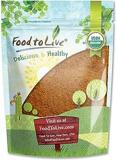 Organic Cocoa Powder, 2 Pounds - Natural, Unsweetened, Non-Dutched, Non-GMO, Kosher, Raw, Bulk