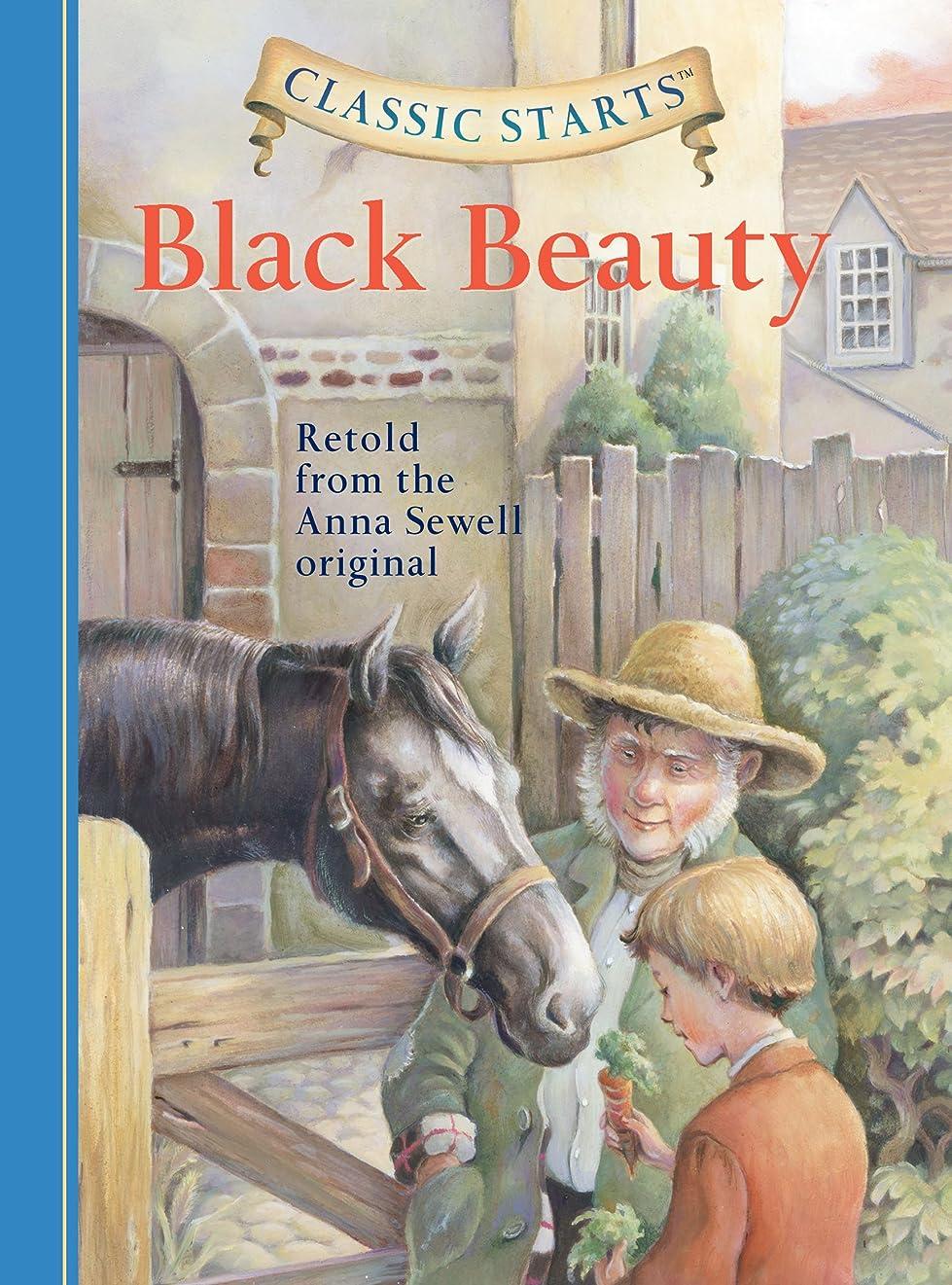 発動機実業家油Classic Starts?: Black Beauty (Classic Starts? Series) (English Edition)