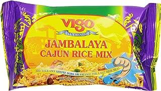 Vigo Jambalaya Rice, 8 Ounce (Pack of 12)