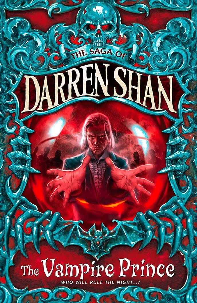 オフ平等トーストThe Vampire Prince (The Saga of Darren Shan, Book 6) (English Edition)