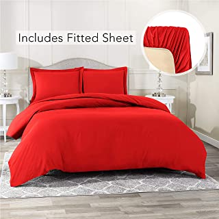 Best red twin bedding Reviews
