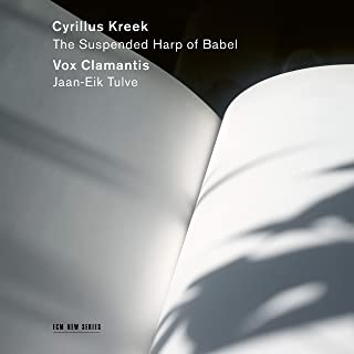 キリルス・クレーク:合唱作品集