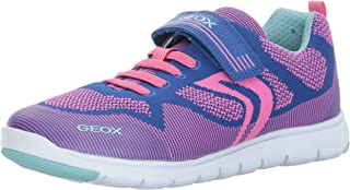 Geox Kids' Xunday Girl 1 Sneaker