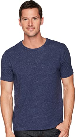 Lucky Brand Linen Pocket Crew Neck Tee