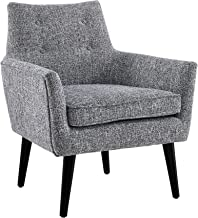 Linon Riley Black Chair