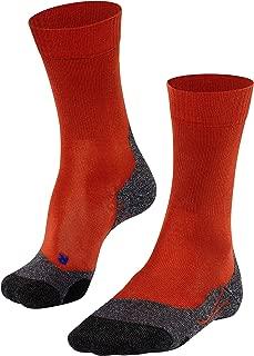w/ärmende Wirkung Versch Mit extra starker Polsterung Gr/ö/ße 37-48 feuchtigkeitsregulierend schnellste R/ücktrocknung 1 Paar d/ämpfende Wirkung FALKE Unisex BC3 Socken Farben Baumwollmischung