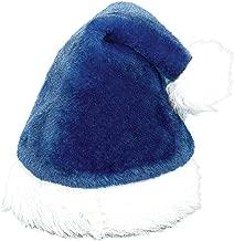 amscan Blue Santa Hat