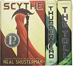 The Arc of a Scythe Trilogy: Scythe; Thunderhead; The Toll