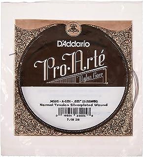 D'Addario Pro-Arte J4505 Cinquième Corde seule en nylon pour guitare classique Normale