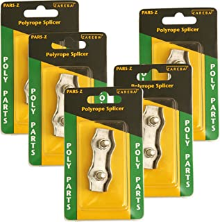 Safer Brand PARS-Z Poly Rope Connector, Pack Of 5