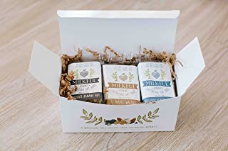 MILKFUL Lactation Bars, Wholesome Alternative to Lactation Cookies. A Yummy Lactation Supplement. Supports Milk Supply during Breastfeeding (15 BAR VARIETY PACK) Wholesome Mommy Snack