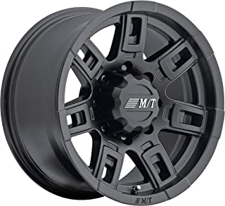 Mickey Thompson Sidebiter II Wheel with Satin Black Finish (16x8