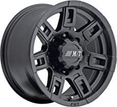 Mickey Thompson Sidebiter II Wheel with Satin Black Finish (16x8
