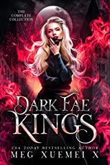 Dark Fae Kings Complete Series: a shifter Fae fantasy romance Kindle Edition