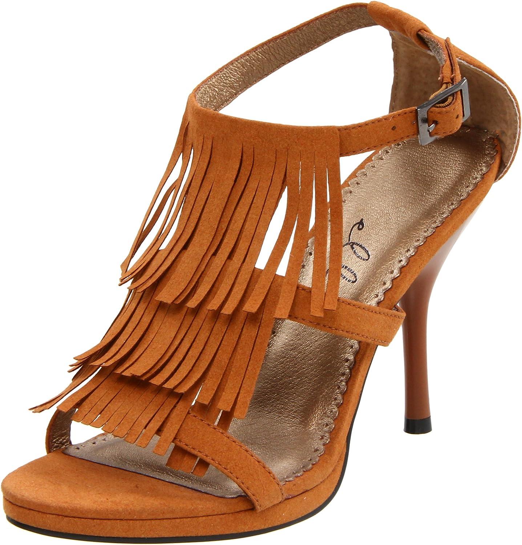 Ellie shoes Women's 417-Sioux Sandal