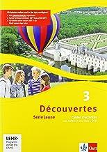 Decouvertes Serie jaune 3. Cahier d'activites mit Audio-CD (MP3 fur PC) [French]