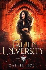 Fallen University: Year Three: A Paranormal Romance (English Edition) Format Kindle