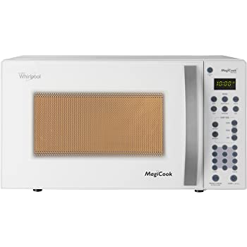 Whirlpool 20 L Solo Microwave Oven Magicook 20sw White