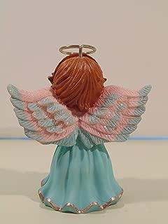 Birthstone Angel Necklace in Keepsake Packaging June/ Simulated Alexandrite (2002)