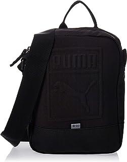 PUMA Unisex-Adult Small Shoulder Bag, Black - 075582