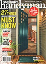 Family Handyman Magazine October/November 2018 | 27 Things Homeowners Must Know