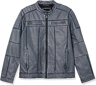 Honey GD Women Moto Biker Wild Short PU Leather Jackets Coat