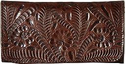 American West - Annie's Secret Collection Tri-Fold Wallet