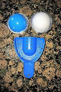 Custom Grillz Mold Kit - Teeth Dental Impression Kit w/Putty Top Only