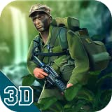 Real Force Commando Mission: Strategy War Game   Military Fighting Army Shooter Tactical Battle Simulator