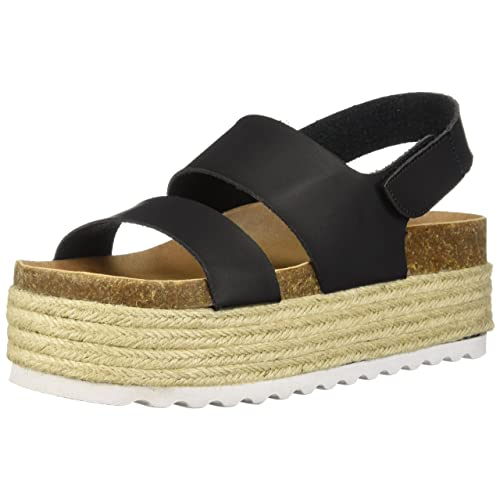 f913b3a4b3e Dirty Laundry Women s Peyton Espadrille Wedge Sandal